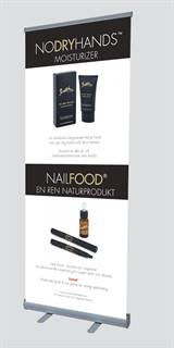 HAND & NAIL FOOD - Scratch Roll Up